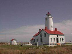 New Dungeness Lighthouse Photo
