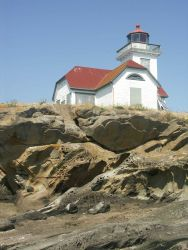 Patos Island Lighthouse Photo