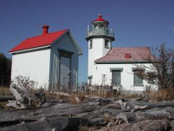 Point Robinson Lighthouse Photo