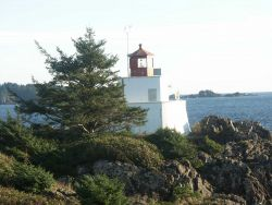 Amphitrite Point Lighthouse Photo