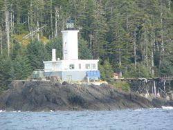 Cape Decision Lighthouse Photo