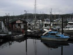 The Ketchikan Yacht Club Photo