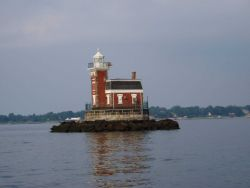 Stepping Stones Lighthouse Photo