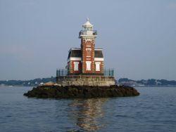 Stepping Stones Lighthouse Photo