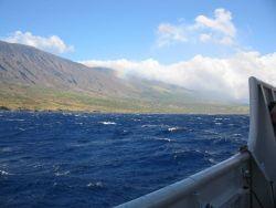 Coast of southern Maui. Photo