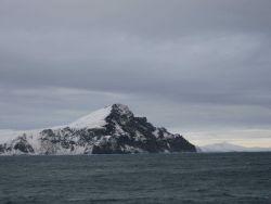 An ironbound coast along the Alaska Peninsula. Photo