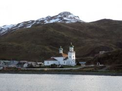 The Russian Orthodox Church at Dutch Harbor Photo
