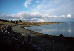 A scene along the Washington coast. Photo