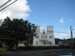 A church on the western coast Photo