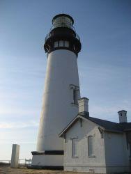 Yaquina Head Lighthouse Photo