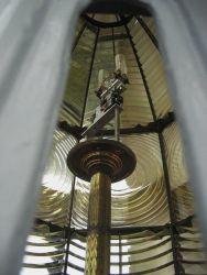 Heceta Head Lighthouse light system Photo