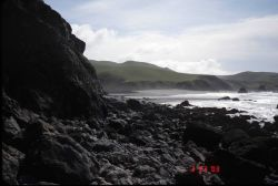 Pinnacle Gulch Beach Photo