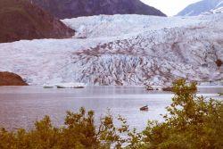 Mendenhall Glacier Photo
