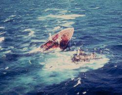 Argo Merchant oil spill Image