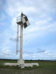 A navigational beacon Image