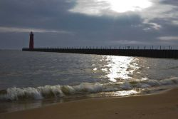 Muskegon Lighthouse Photo