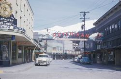Ketchikan, salmon capital of the world. Photo