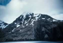 Somewhere in the Aleutian Islands.Possibly Kagalaska Island area. Photo
