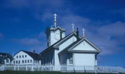 The Russian Orthodox Church at St Photo