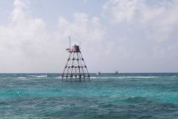 Molasses Reef Lighthouse Photo