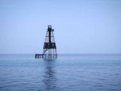 Carysfort Reef Lighthouse Photo