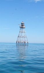 Tennessee Reef Lighthouse Photo