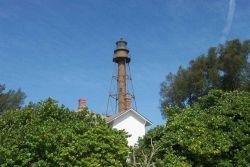 Sanibel Island Lighthouse Photo
