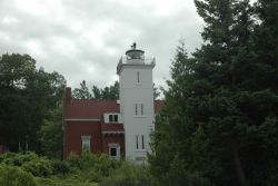 Forty-mile Point Lighthouse Photo