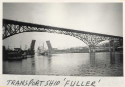 The Aurora Bridge (also known as the George Washington Memorial Bridge) at the west end of Lake Union Photo