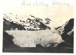 Apparently Portage Glacier which is located in Bear Valley Photo