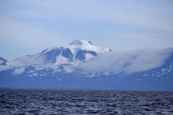 Roundtop seen from the Bering Sea. Photo