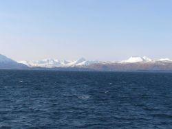Looking across Shelikof Straits Photo
