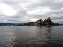 A view of Castle Cape. Photo