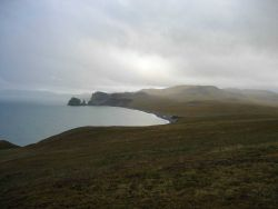 The coast of St Photo