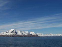 Aleutian Islands or Alaska Peninsula view. Photo