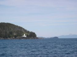 Cape Decision Lighthouse. Photo