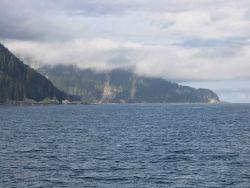 Cape Decision area. Photo