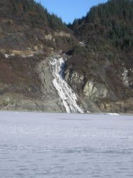 Scenes around Mendenhall Glacier. Photo