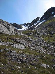 Mountains on Kodiak. Photo