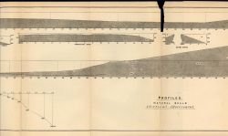Profiles of Concepcion Bank and Seine Bank by Edward Stallibrass, a British telegraph engineer, as published in 1887 in