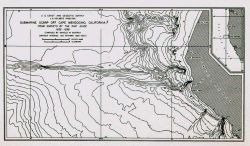 The Mendocino Escarpment as compiled by Harold Murray of the Coast and Geodetic Survey and reproduced in the Bulletin of the Association of Field Engi Photo
