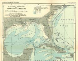 Specific Gravity of Surface Waters of the Gulf of Mexico and Gulf Stream by Adolph Lindenkohl of the U.S Photo