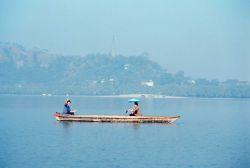 West Lake at Hangzhou. Photo