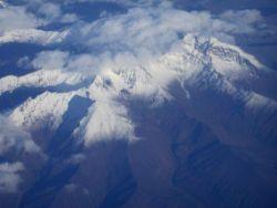 Mountainous terrain on Kamchatka Peninsula. Photo