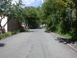 A street scene in Vladivostok. Photo