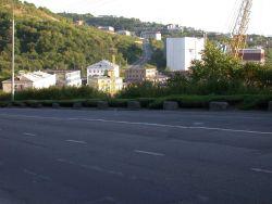 A street scene in Vladivostok. Image
