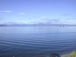 A harbor scene at Vladivostok. Image