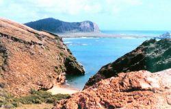 A quiet cove on San Cristobal Island Image