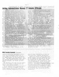 Page 4 of Volume 1 Number 1 of NOAA Week