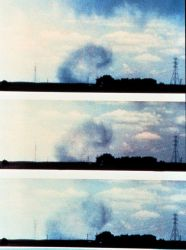Microburst (CSU) - extremely dangerous for aircraft Photo